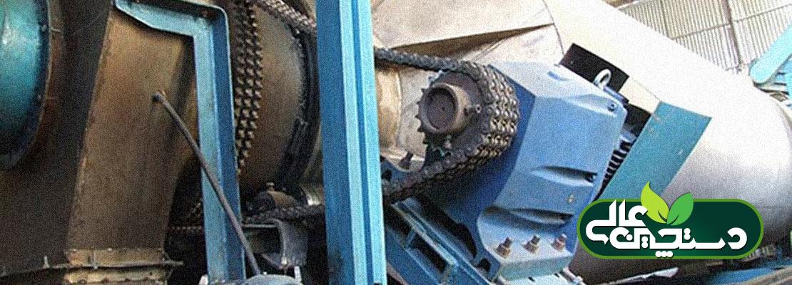 خط عملیات حرارتی مجتمع صنایع تبدیلی دستچین