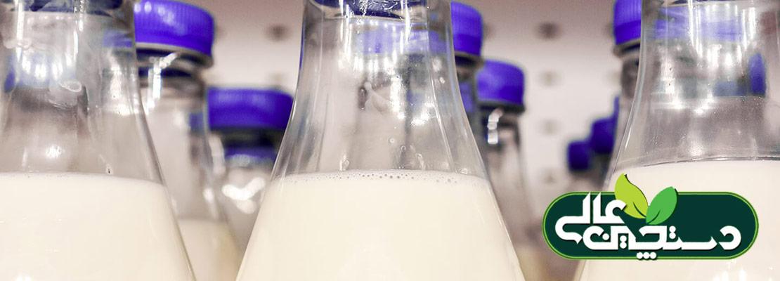 کاهش قیمت خرید شیر خام و تهدید صنعت دامداری
